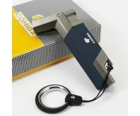 COHIBA Woodpecker Dark Blue Rubber Jet Flame Cigar Lighter