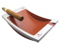 Cohiba Red Metal Aluminum Alloy Cigar Ashtray