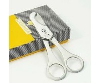 Cohiba Sharp Mini Stainless Steel Cigar Cutter Scissor