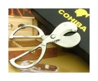 Cohiba Stainless Steel Cuba Cigar Cutter Ring Gauge 50