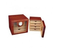 Connoisseurs's Delight (50 Cigar Humidor)