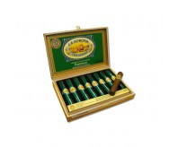 La Aurora Preferidos Emerald Tubes (Box of 8)