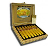 La Aurora Preferidos Gold Tubes (Box of 8)