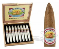 La Aurora Preferidos Platinum Tubes (Box of 8)
