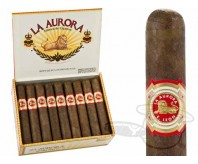 La Aurora Robusto Natural (Box of 25)
