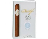 Davidoff It's A Girl 2000 Tubos Pack (4-Pack of Cigars)