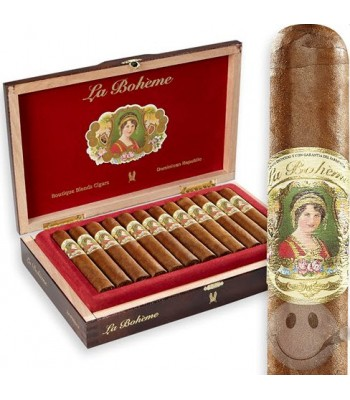 Boutique Blends La Boheme (Single Cigar)
