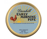 Dunhill  Early Morning Pipe Tobacco ( 10 Tins of 50 Grams)