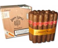 Juan Lopez - Seleccion No.1 (Single Cigar)
