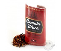 Captain Black Cherry Pipe Tobacco (1.5 OZ POUCH)