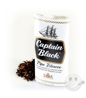 Captain Black Regular Pipe Tobacco 1.50z pouch