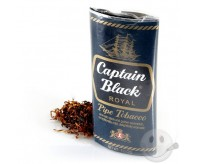 Captain Black Royal Pipe Tobacco 1.5Oz Pouch